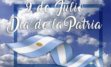 Día de la Independecia de América del sur