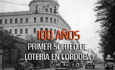 100 AÑOS DEL PRIMER SORTEO