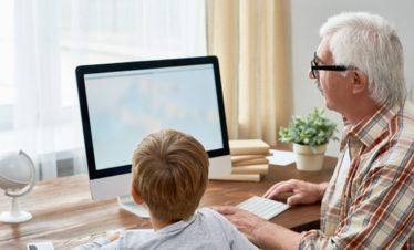 ADULTOS MAYORES: Cómo aprender el uso de nuevas tecnologìas
