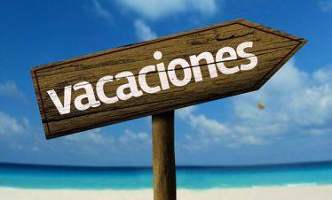 Nuevas medidas para vacaciones