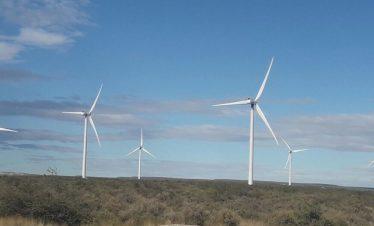 Energía eólica en desarrollo